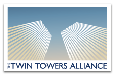 The Twin Towers Alliance Logo
